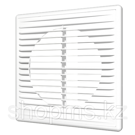 Решетка вентиляционная приточно-вытяжная ЭРА 1515 П 150*150, фото 2