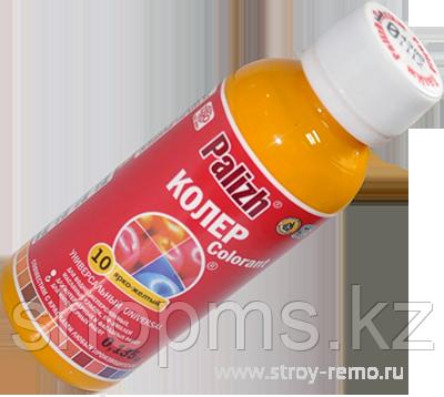 Паста колер № 10 ПалИж/ярко-желтый *0,1л