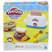 "Hasbro Play-Doh E0039 Плей До ""Тостер"", фото 1"