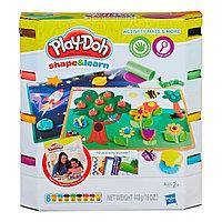 "Hasbro Play-Doh E0041 Плей До ""Познаем Мир"", фото 1"
