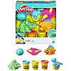Hasbro Play-Doh E1953 Плей-До Малыши-Динозаврики