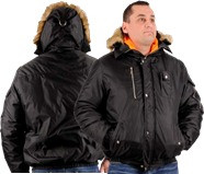 Куртка Аляска классик