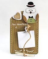 Декоративная табличка с блокнотом, 25 см, фото 1