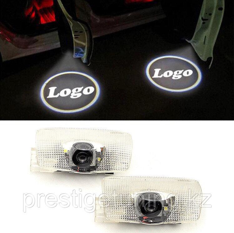 Штатная лазерная проекция на Toyota/Lexus/Bmw/Mercedes