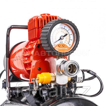 Цельнометаллический компрессор «Агрессор» с ресивером 3 л, фото 2