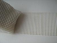Полотно полубусины. 6 мм. Creativ 2296