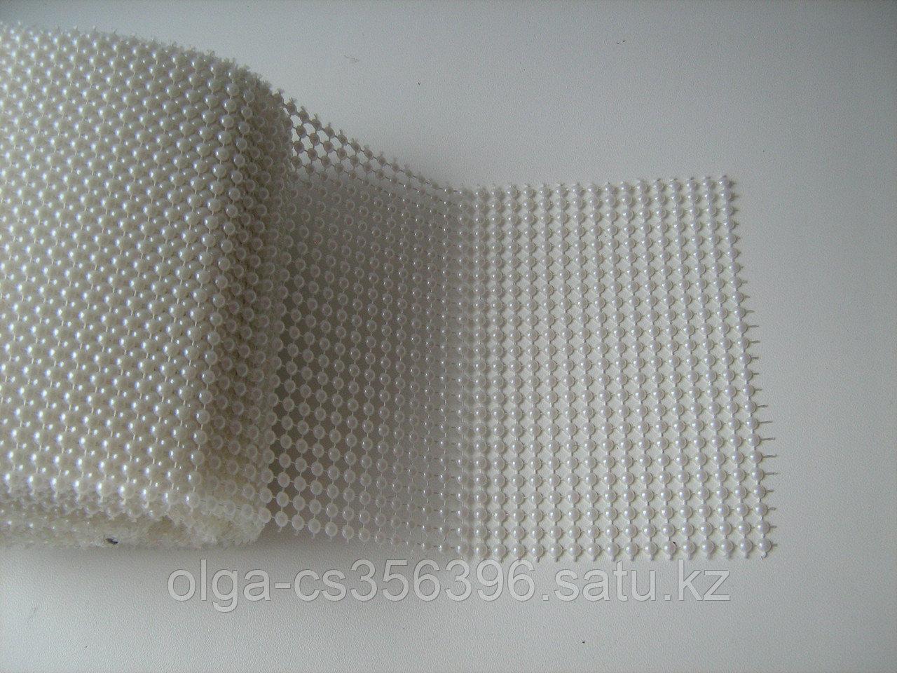 Полотно полубусин.  4 мм. Creativ 2297