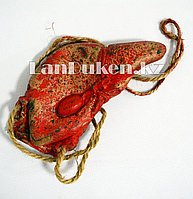 Кровавая печень на веревке - украшение на Хэллоуин (Halloween)