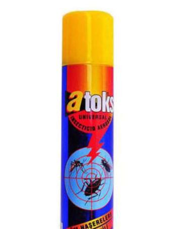 """""""ATOX"""" дихлофос универсальный инсектицидный аэрозоль 200мл"""
