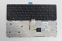 Клавиатура для ноутбука HP Zbook 15 с подсветкой, ENG