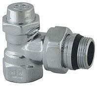 Клапан радиаторный хромированный HTM d20