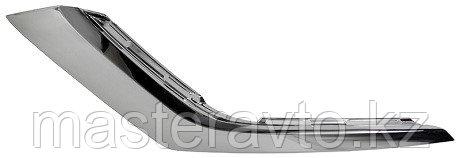 Накладка бампера нижняя хром LH MITSUBISHI OUTLANDER 15- NEW