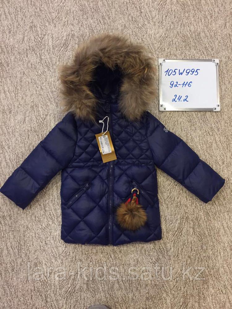 Куртка для маленьких девочек