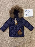 Куртка для маленьких девочек, фото 1