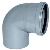 Отвод канализационный от d50 до d200