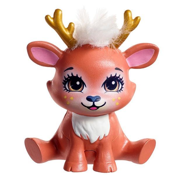 Mattel Enchantimals FNH23 Кукла Данесса Оления, 15 см - фото 2