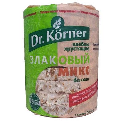 Хлебцы Злаковый микс Dr. Korner