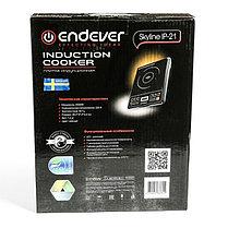 Плитка индукционная Endever Skyline IP-21, 1800 Вт, 7 программ, фото 3