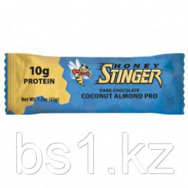 Протеиновый батончик Dark Chocolate Coconut Almond 10g Whey Protei