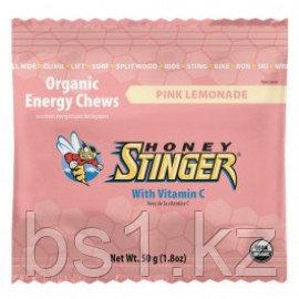 Натуральные энергетические конфеты Pink Lemonade Organic Chew