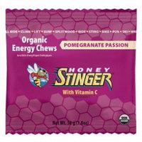 Конфеты дающие энергию Pomegranate Passion Fruit Organic Energy Chew