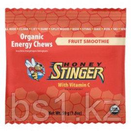 Энергетик конфеты Fruit Smoothie Organic Chew