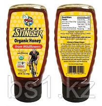 Натуральный мёд из США HONEY STINGER Organic Honey