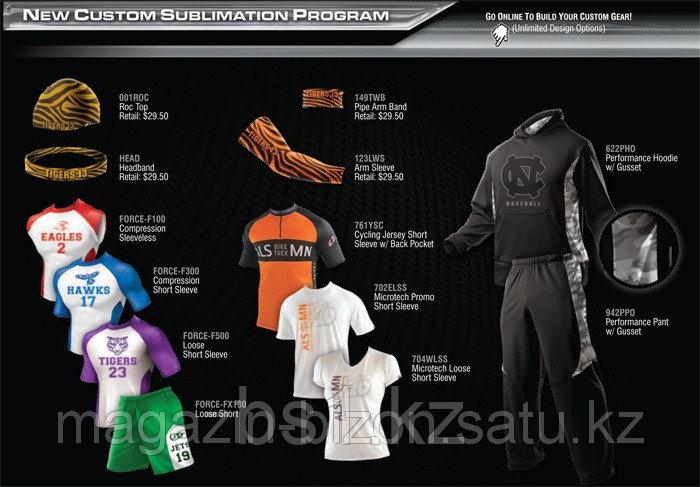 Спортивная одежда от WSI