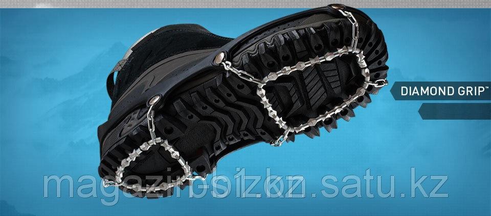 ICE Trekkers, кошки, цепи на обувь.