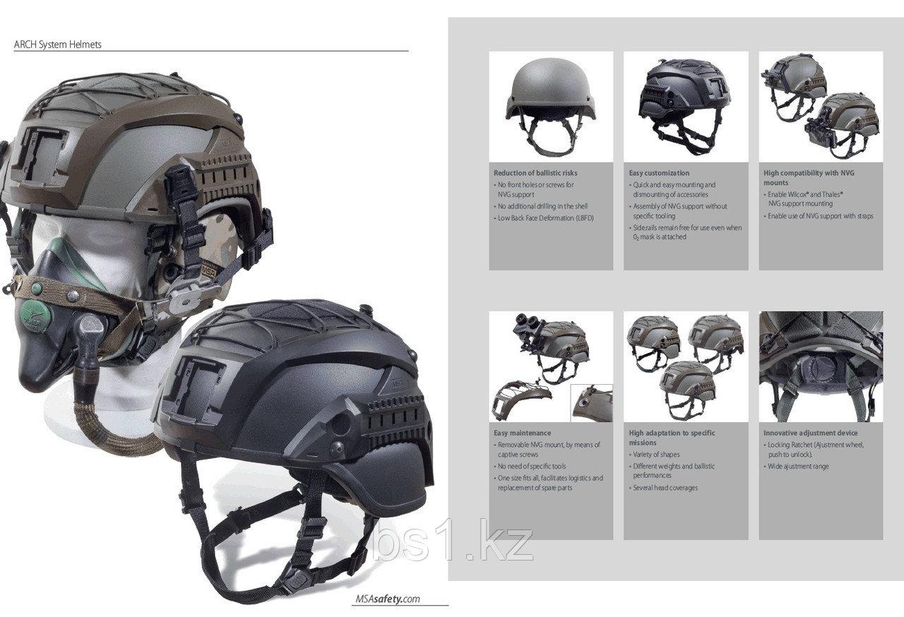 Пуленепробиваемые шлемы