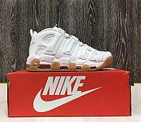 Кроссовки Nike Air More Uptempo (White)