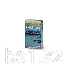 Особо тонкие презервативы Trojan BareSkin Lubricated Condoms