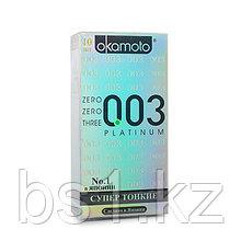 Презервативы OKAMOTO 003 PLATINUM