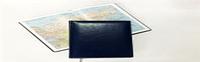 Ежедневник Lediberg недатированный, формат A5 Цвет: темно-синий