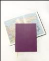 Ежедневник Lediberg недатированный, формат A5 Цвет: фиолетовый