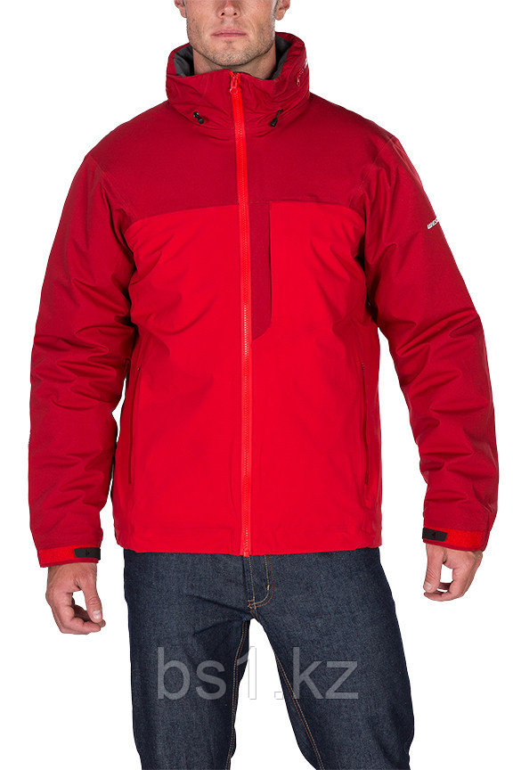 Пуховик West Comb Chrome jacket