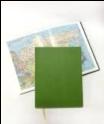 Ежедневник Lediberg недатированный, формат A5 Цвет: светло-зеленый