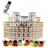 Комплект еды на трех человек на год, фото 4