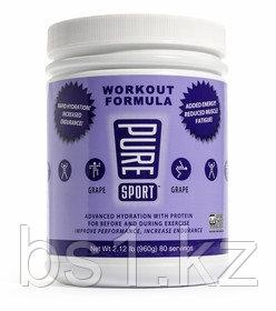 Протеин с гидратацией PureSport Workout Canister 80 Servings