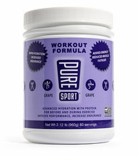 Протеин с гидратацией PureSport Workout Canister 80 Servings