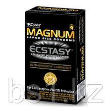 Презервативы Trojan Magnum Ecstasy Condoms