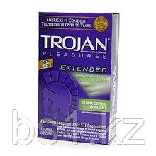 Презервативы Trojan Extended Pleasure