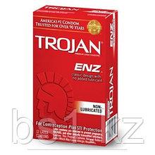 Презервативы Trojan Enz Non Lubricated Condoms