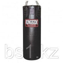 RINGSIDE LEATHER 65 LB. HEAVY BAG - FILLED