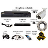Q-See 32 Channel IP NVR with 8TB HDD, 32 4MP Cameras with 100' Night Vision, фото 7