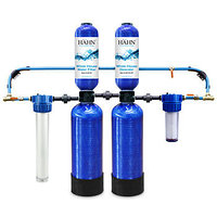 Hahn Whole Home, 600,000 Gallon Water Filtration System, Water Descaler