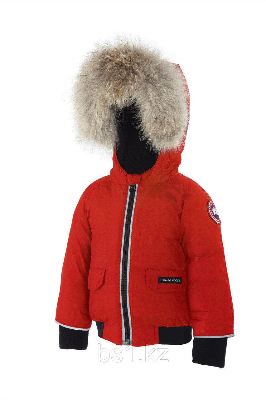 Пуховик детский Canada goose Elijah bomber