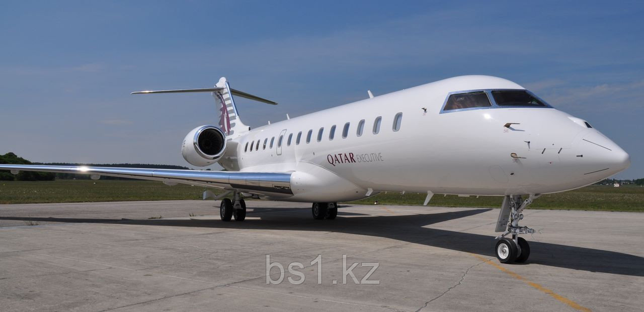 2011 Bombardier Global Express XRS