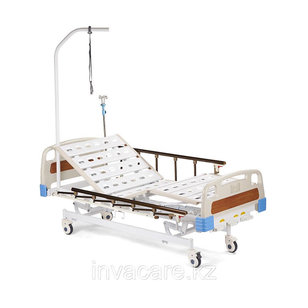 Кровать функциональная Армед SAE-106-B с принадлежностями (с возможностью изменения высоты ложа)