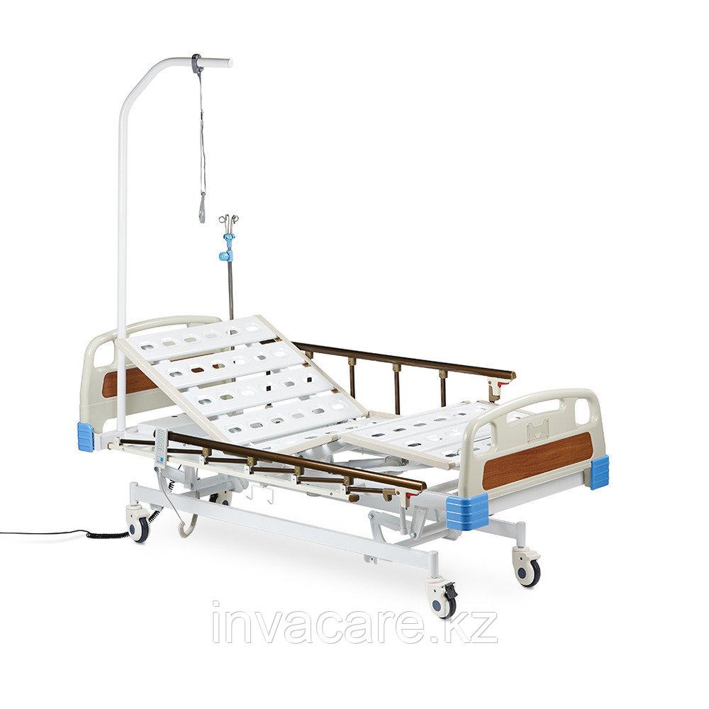 """Кровать функциональная электрическая """"Armed"""" с принадлежностями RS201 (три функции)"""